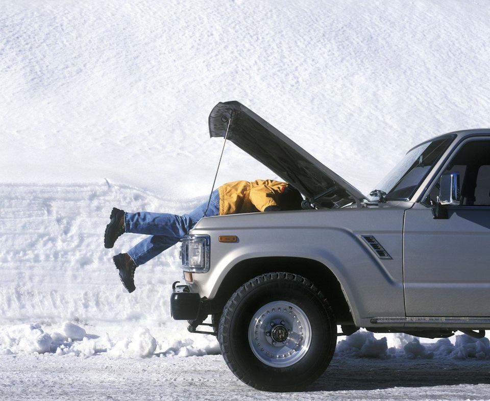 Как завести дизельный двигатель зимой в мороз