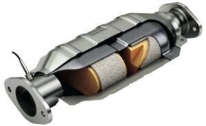 Утилизация автомобильных катализаторов