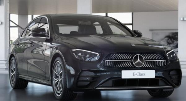 Характеристики Mercedes AMG E 53 купе