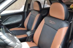Можно ли самостоятельно пошить чехлы на сидения Toyota?