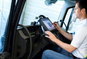 Диагностика грузовой и специализированной техники