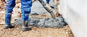 """Доставка бетона М250 от компании строительных материалов """"БЕТОНЫЧ"""""""
